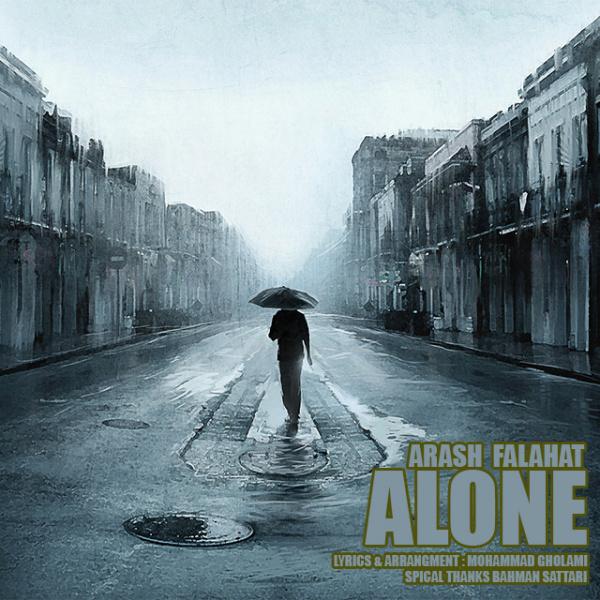 Arash Falahat - Alone