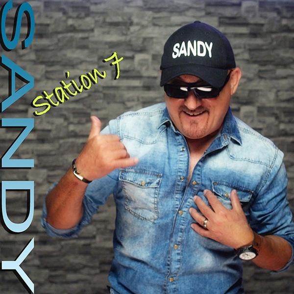 Sandy - Ghalbe Man (Rearrange)