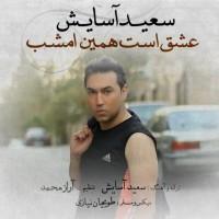 Saeed-Asayesh-Eshgh-Ast-Hamin-Emshab