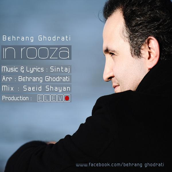Behrang Ghodrati - In Rooza