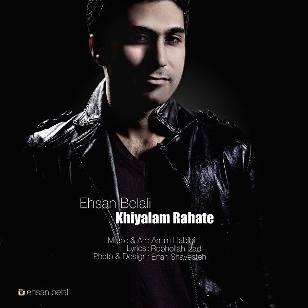 Ehsan Belali - Khiyalam Rahate