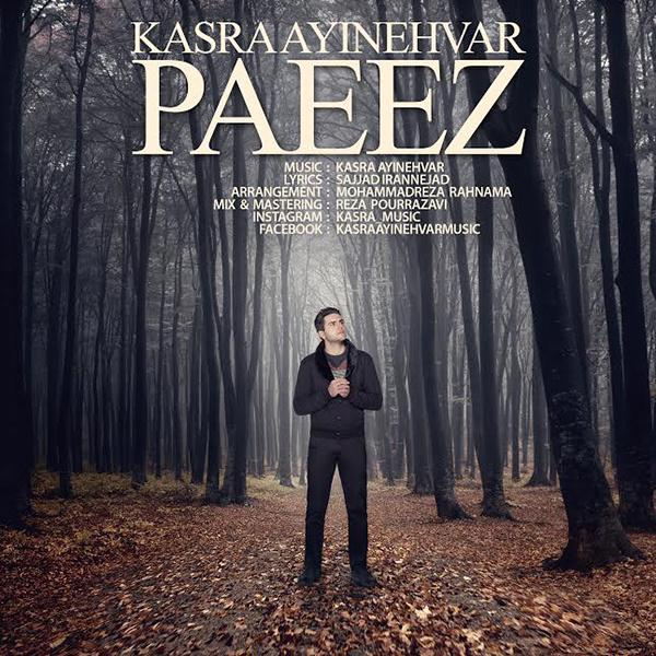 Kasra Ayinehvar - Paeez