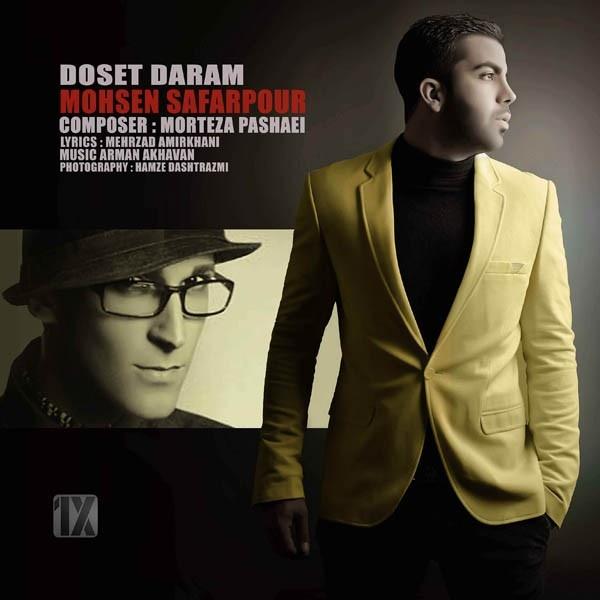 Mohsen Safarpoor - Dooset Daram