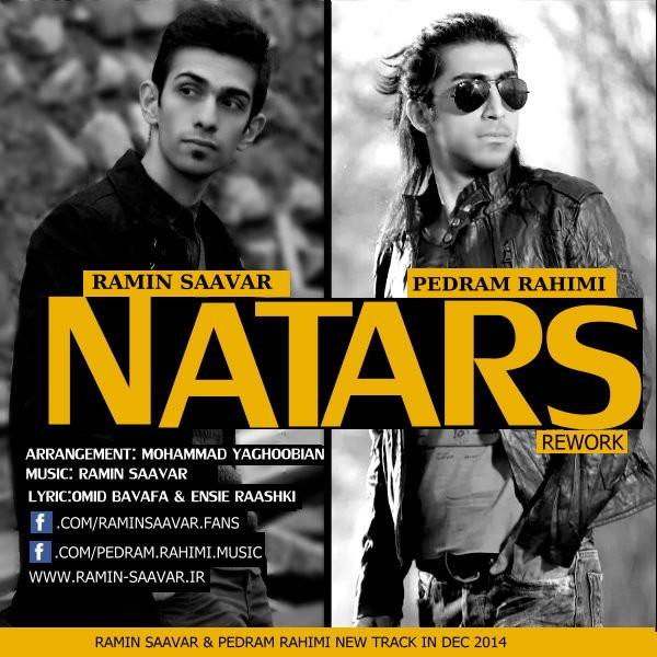 Ramin Saavar - Natars (Ft Pedram Rahimi)