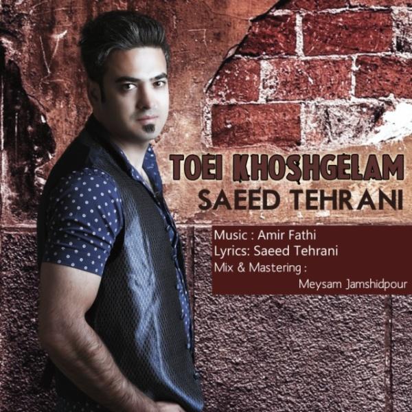 Saeed Tehrani - Toei Khoshgelam