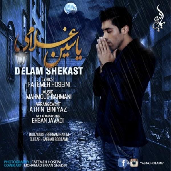 Yasin Gholami - Delam Shekast