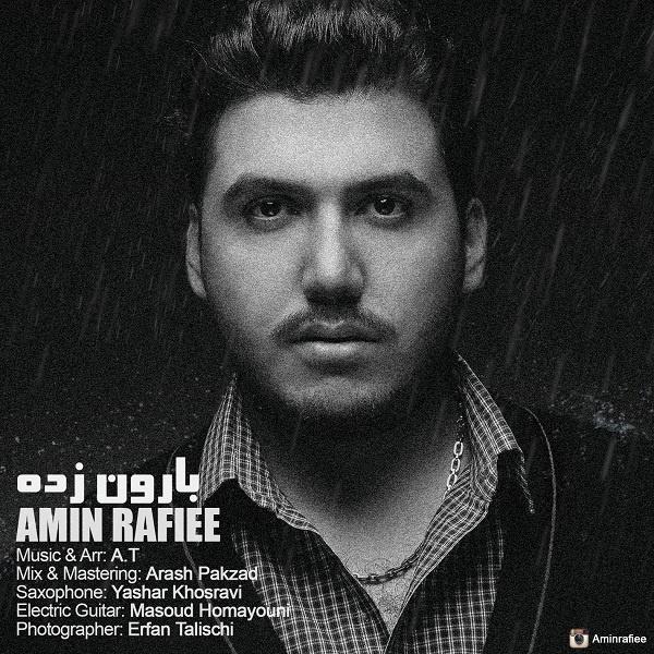 Amin Rafiee - BaaroonZadeh