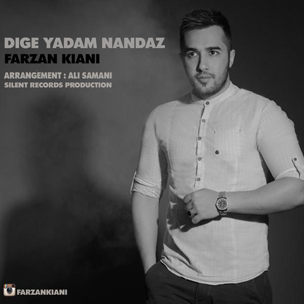 Farzan Kiani - Dige Yadam Nandaz