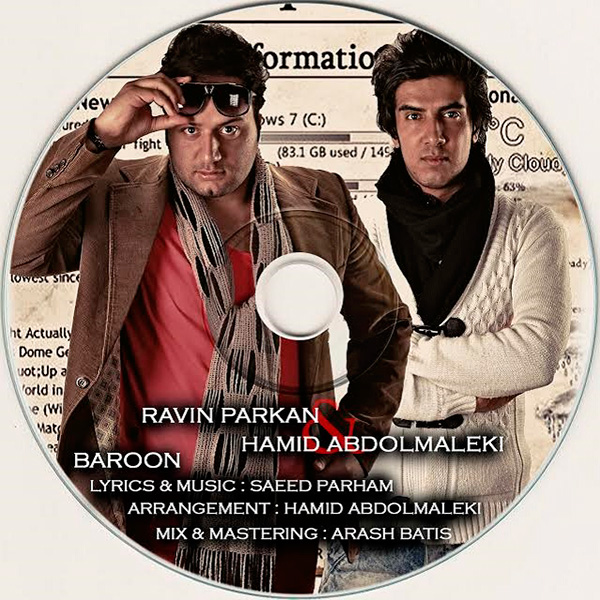 Hamid Abdolmaleki & Ravin Parkan - Baroon