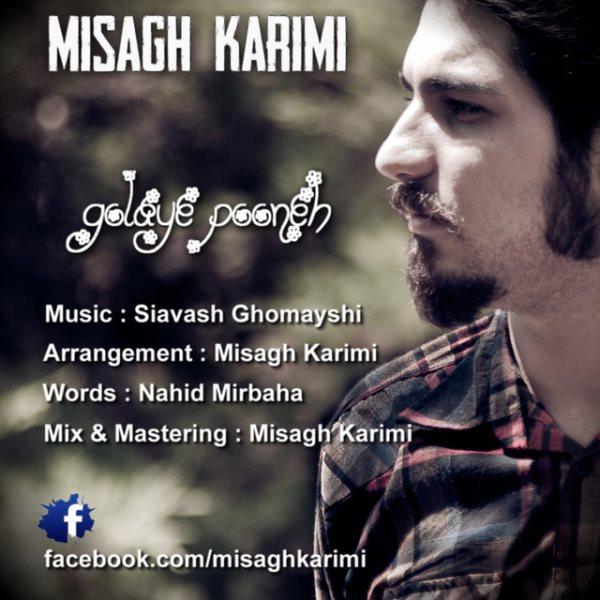 Misagh Karimi - Golaye Pooneh