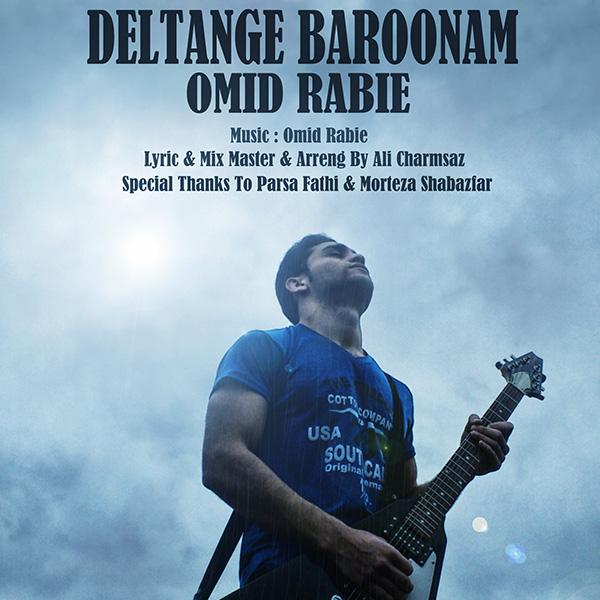 Omid Rabie - Deltange Baroonam