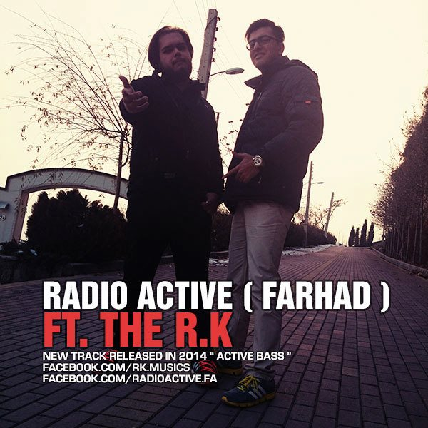 Radio Active - Active Bass (Ft The R.K)