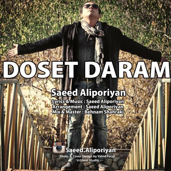 Saeed Aliporiyan - Doset Daram