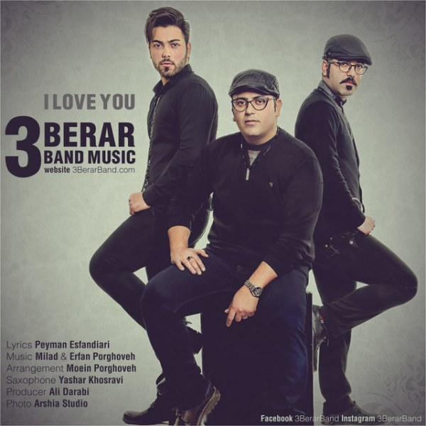 3 Berar Band - I Love You