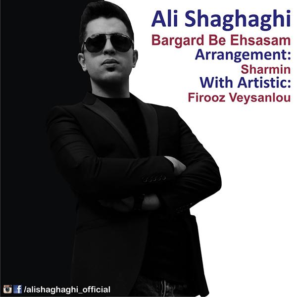 Ali Shaghaghi - Bargard Be Ehsasam