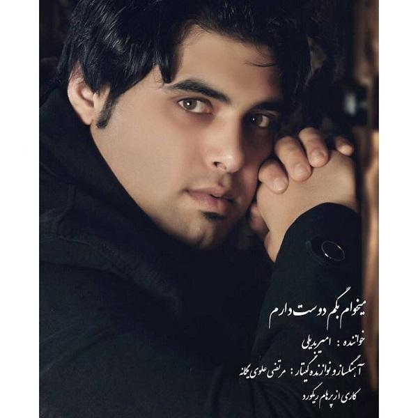 Amir Badili - Mikham Begam Doset Daram
