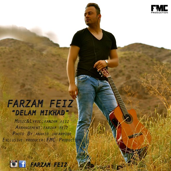Farzam Feiz - Delam Mikhad