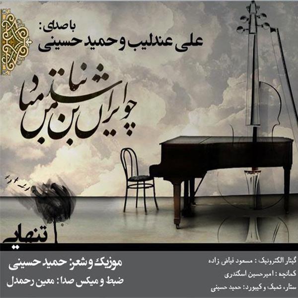 Hamid Hosseini - Tanhayi (Ft Ali Andalib)