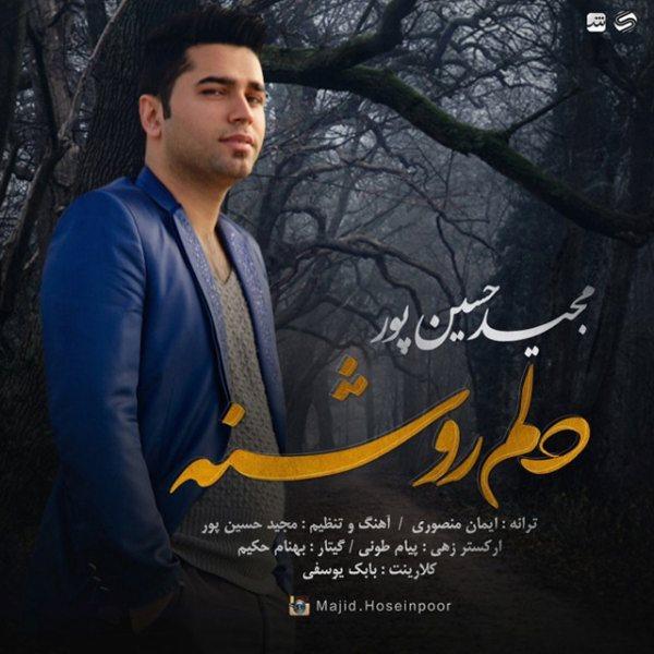 Majid Hosseinpoor - Delam Roshane