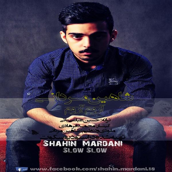 Shahin Mardani - Aroom Aroom
