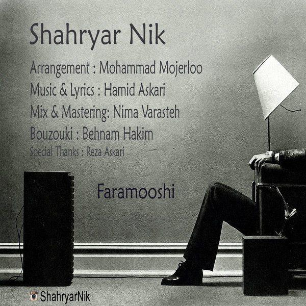 Shahryar Nik - Faramooshi