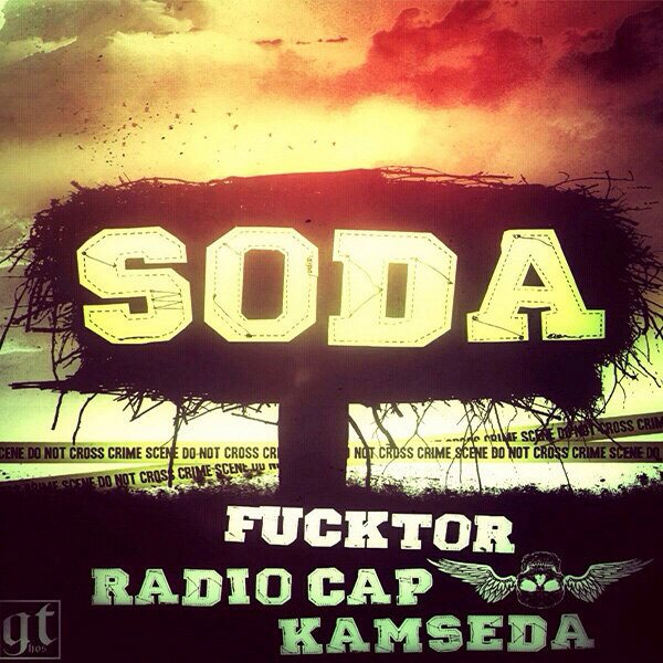 Soda - F-u-c-k Tor