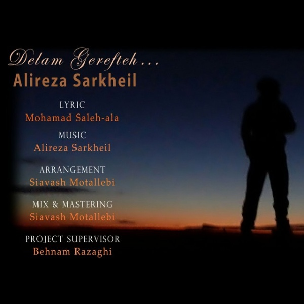 Alireza Sarkheil - Delam Gerefteh