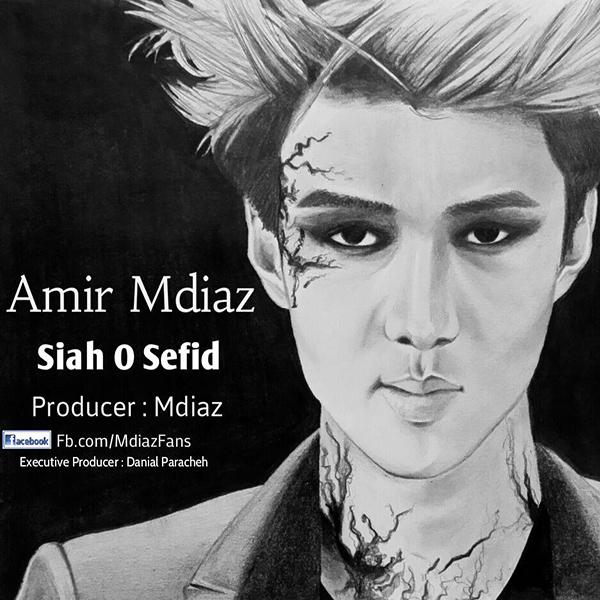 Amir Mdiaz - Siah o Sepid