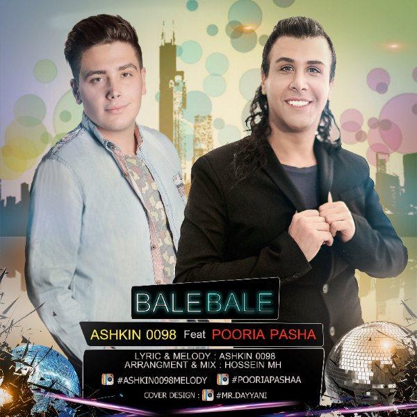 Ashkin 0098 - Bale Bale (Ft Pooria Pasha)