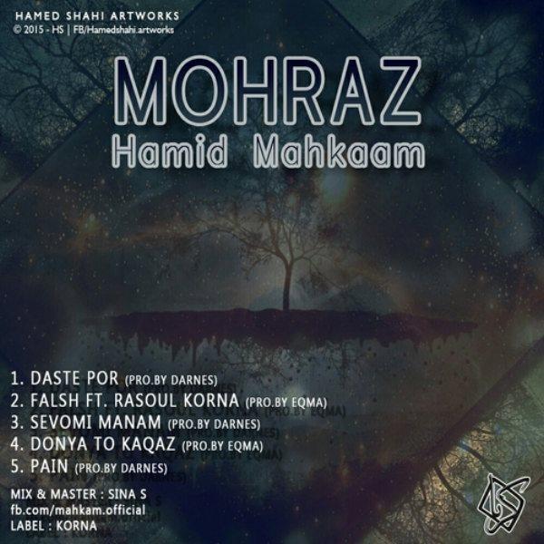 Hamid Mahkaam - Pain