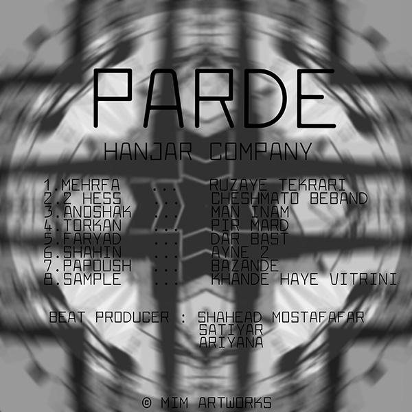 Hanjar Company - Bazande (Papoush)