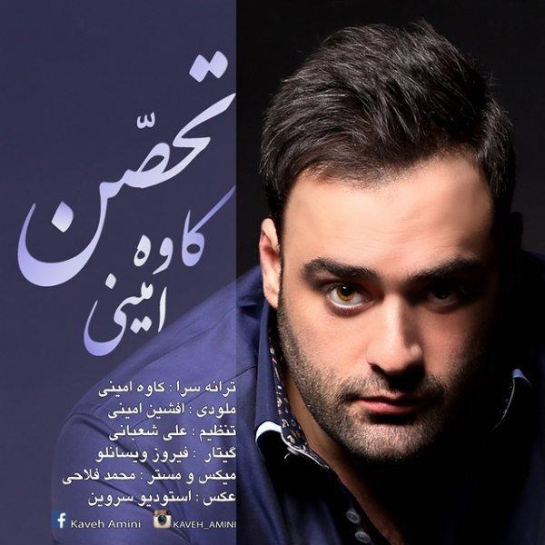 Kaveh Amini - Tahason