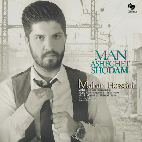 Mahan Hosseini - Man Asheghet Shodam