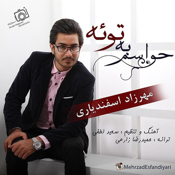 Mehrzad Esfandiyari - Havasam Be Toe