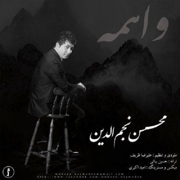 Mohsen Najmedin - Vahemeh
