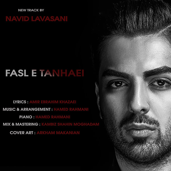 Navid Lavasni - Fasle Tanhaei