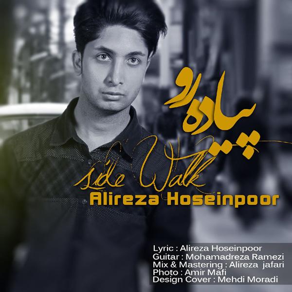 Alireza Hoseinpoor - Piade Ro