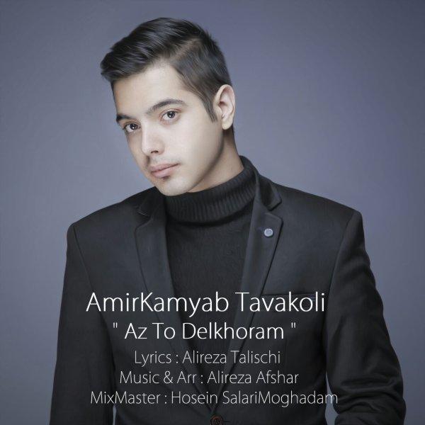 AmirKamyab Tavakoli - Az To Delkhoram