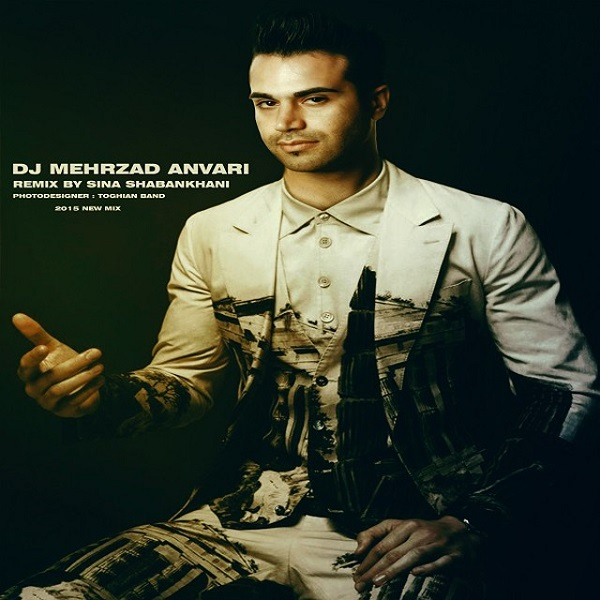 Dj Mehrzad Anvari - Akhar Kaare Khodeto Kardi (Remix)