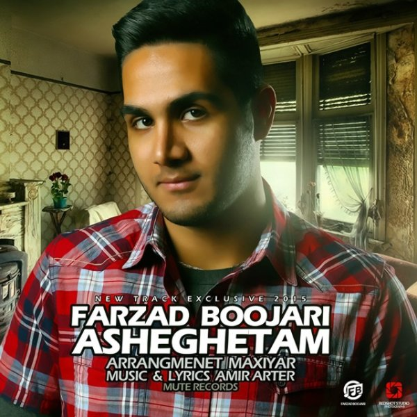 Farzad Boojari - Asheghetam