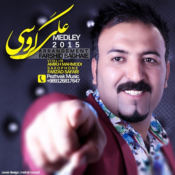 Ali Garoosi - Medley