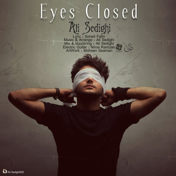 Ali Sedighi - Eyes Closed