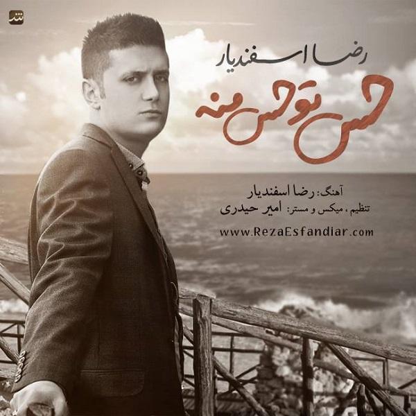 Reza Esfandiar - Heseto Hese Mane