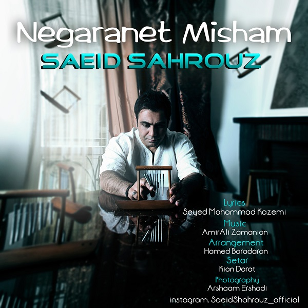 Saeid Shahrouz - Negaranet Misham