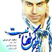 Saeed-Mousavi-Hichkas-Tanha-Nist
