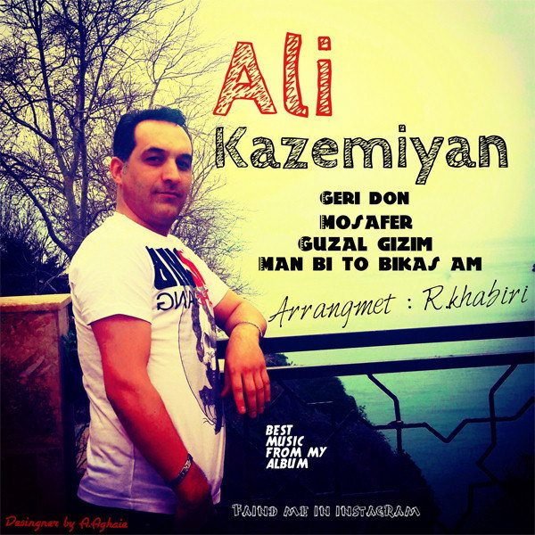 Ali Kazemiyan - Man Bi To Bikasam