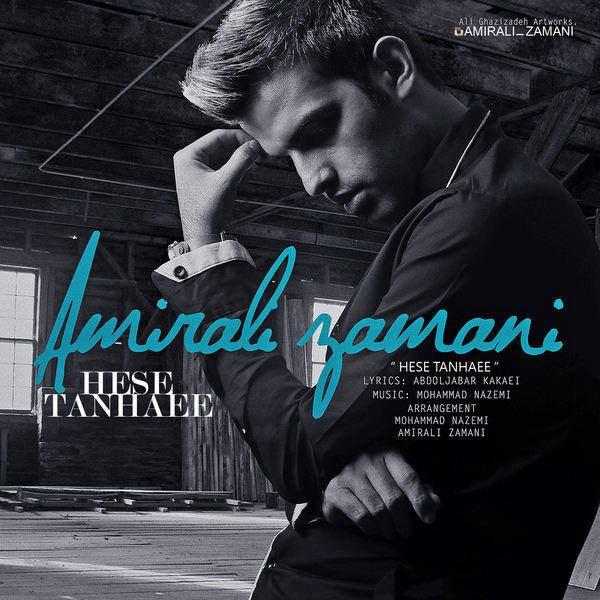 Amirali Zamani - Hese Tanhaee