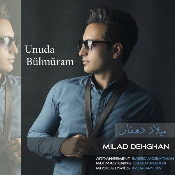 Milad Dehghan - Unuda Bulmuram