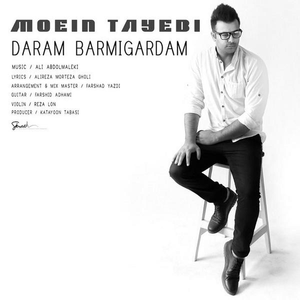 Moein Tayebi - Daram Barmigardam