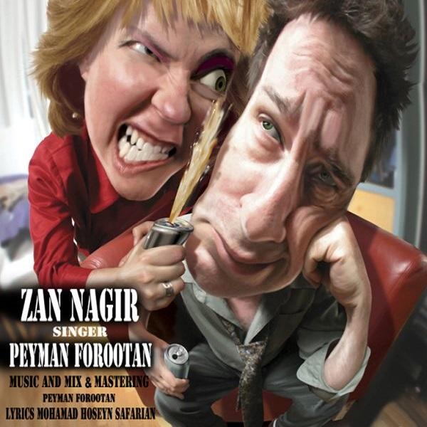 Peyman Forootan - Zan Nagir